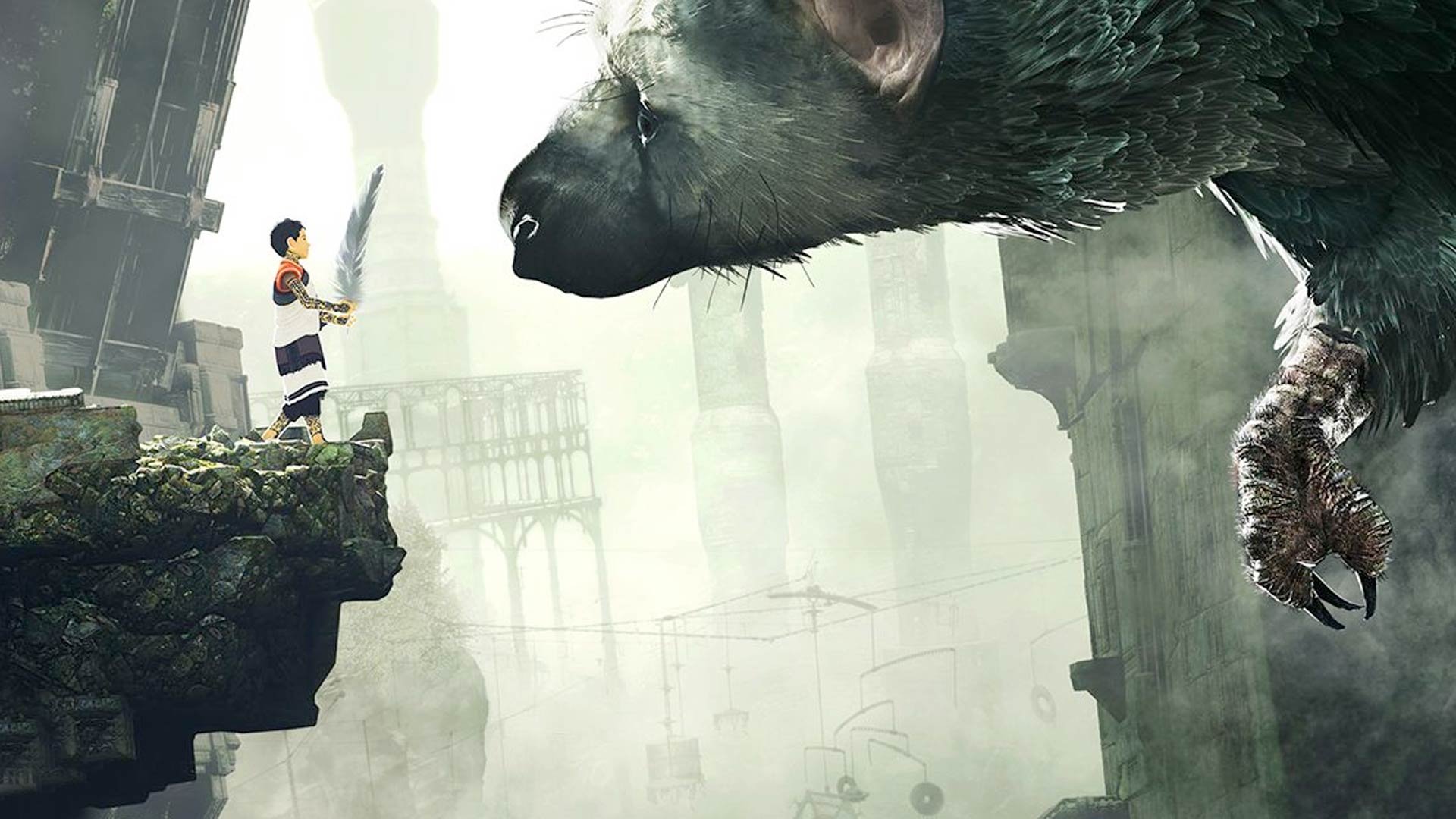Doctor Girl Wallpaper The Last Guardian 2016 After The Credits Mediastinger