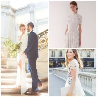 35 City Hall Wedding Dresses for Your Inspiration