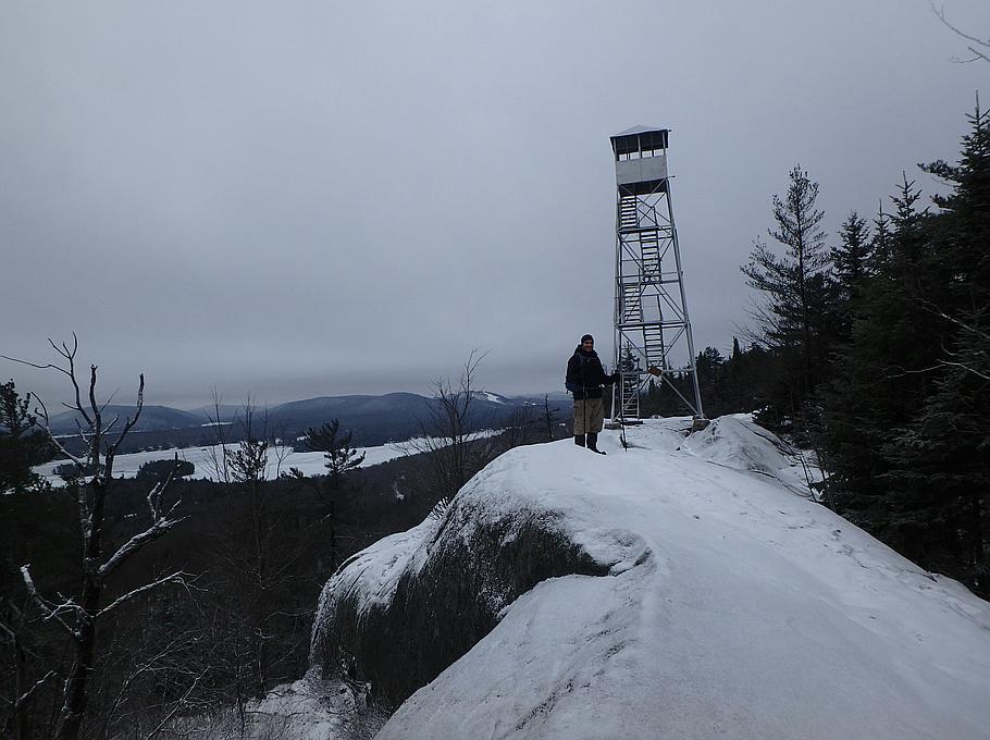 Bald Mountain - New York, United States peakery