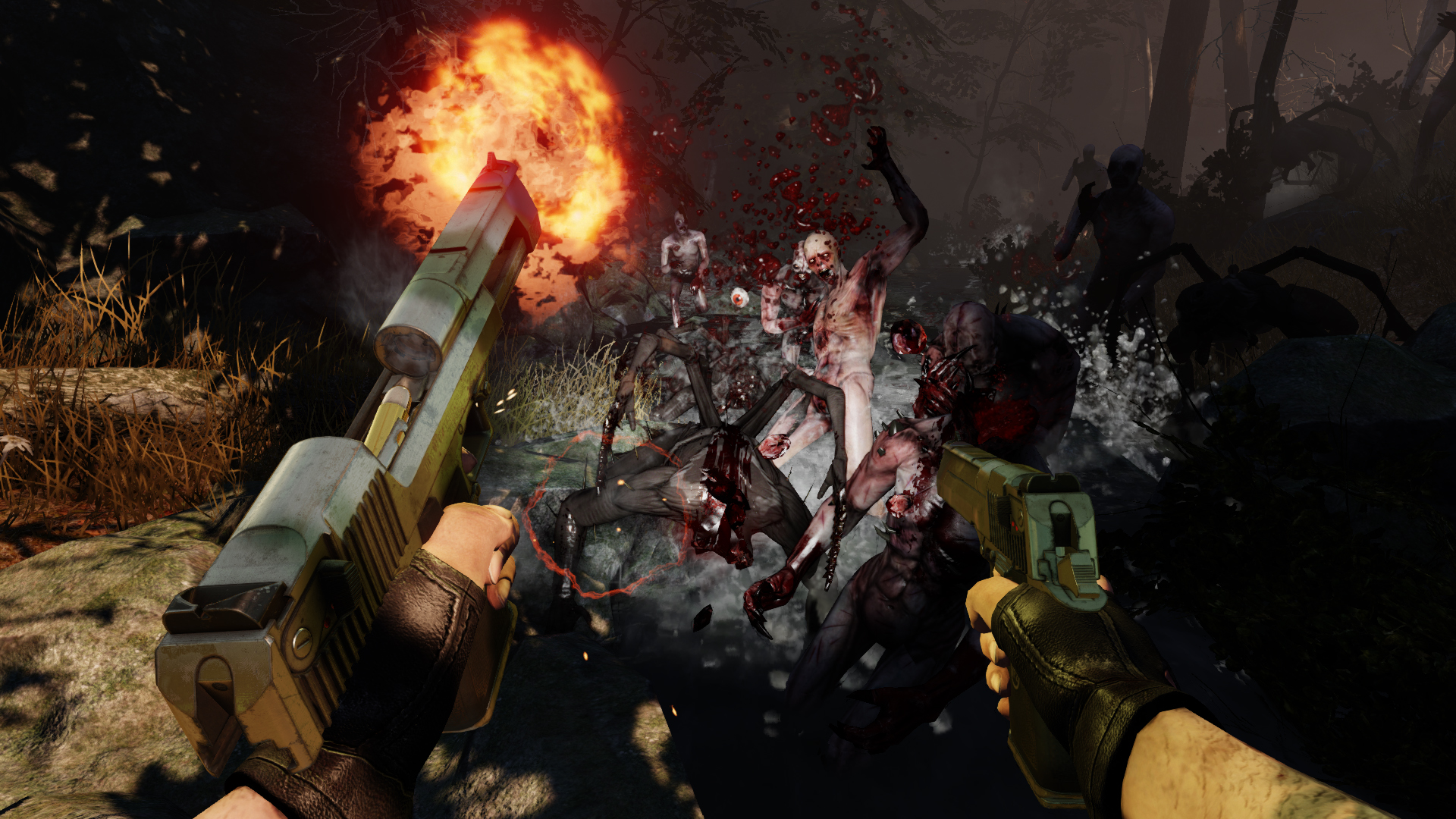 Bullet For My Valentine Wallpaper Hd Killing Floor 2 Return Of The Patriarch Hands On