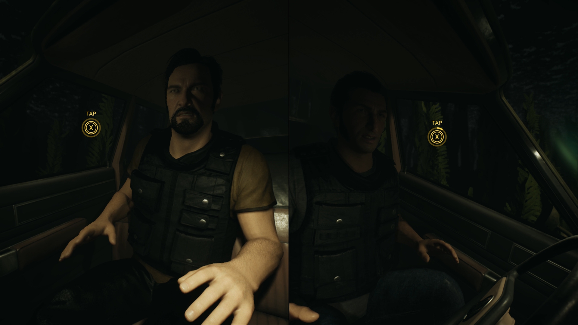 Police Car Chase Wallpaper A Way Out Chapter 5 Conflict Shacknews