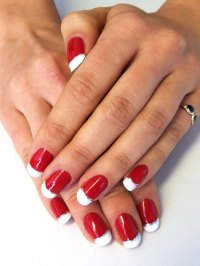 Ho Ho Holiday Nail Art! These are the 25 Classiest Designs ...