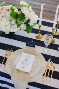 55 Ways to Get a Little Nautical on Your Wedding Day ...