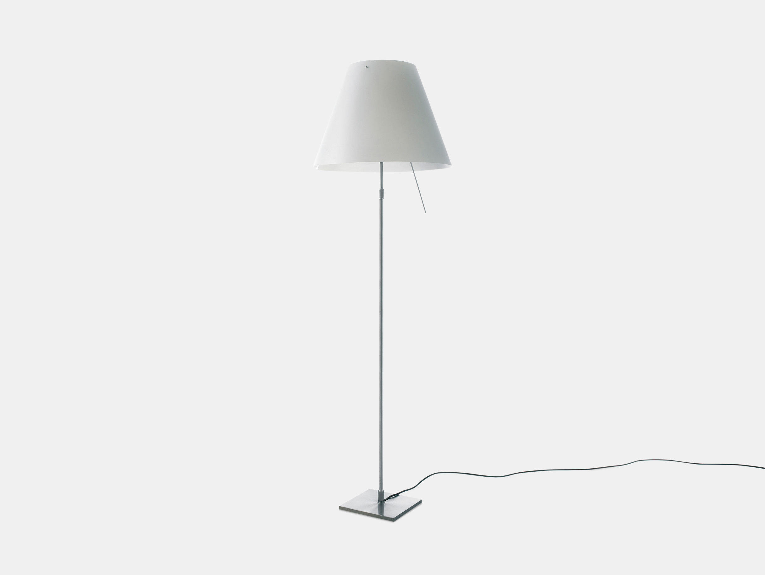 Luceplan Costanza Costanza Floor Lamp Viaduct