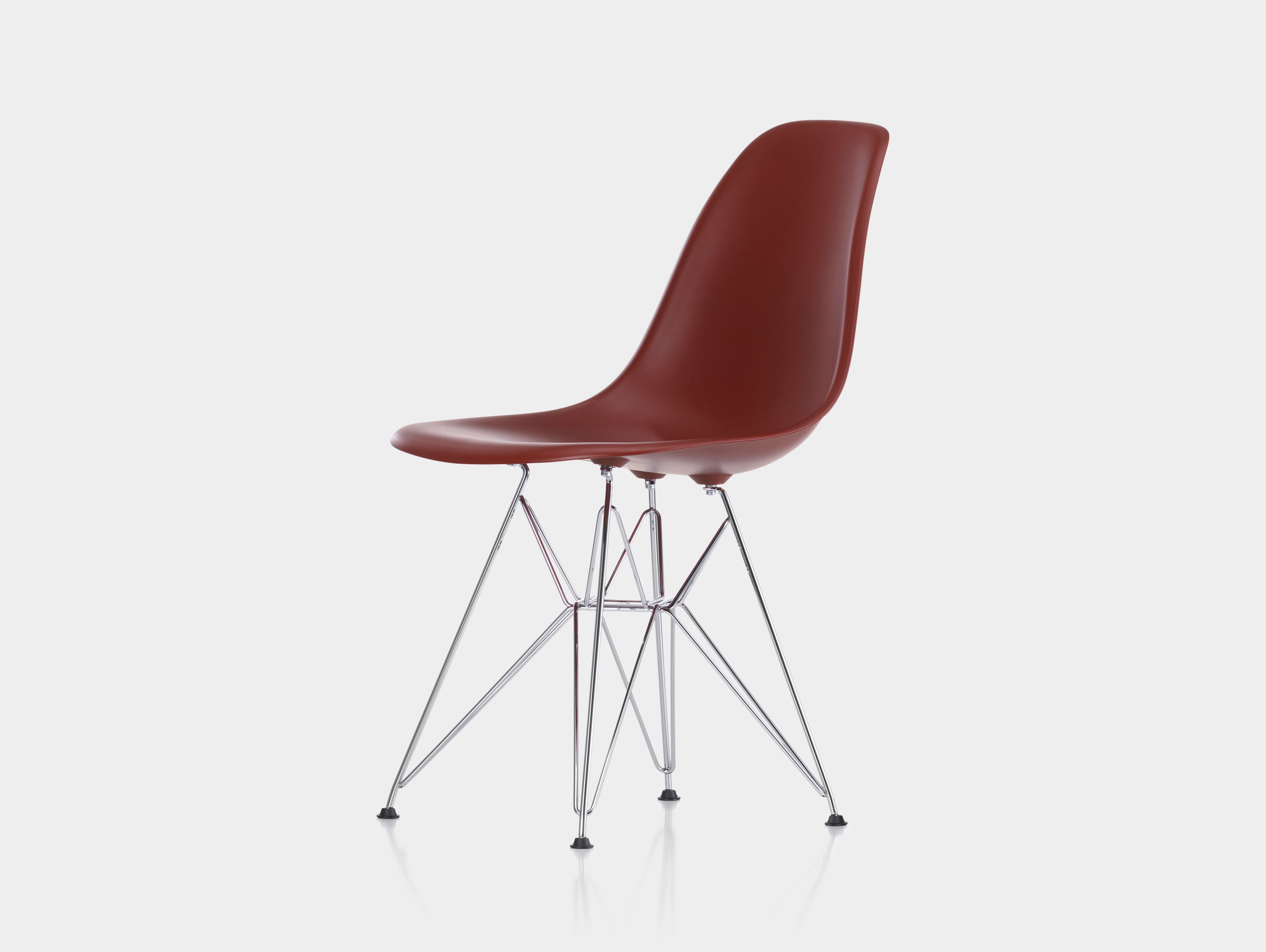 Vitra Eames Side Chair Eames Dsr Plastic Side Chair Viaduct