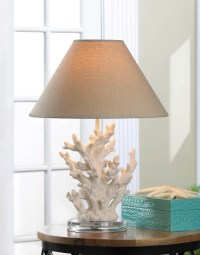 Wholesale White Coral Table Lamp - Buy Wholesale Lamps