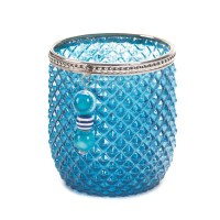 Wholesale Dominion Teal Glass Candleholder - Buy Wholesale ...