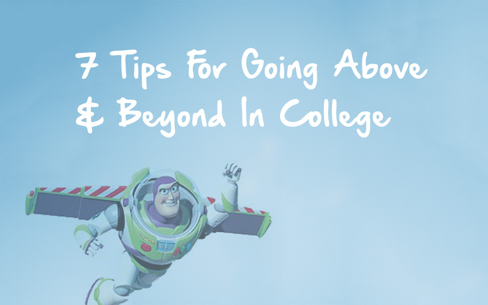 Be An Overachiever 7 Tips For College Success Plexuss - college success tips
