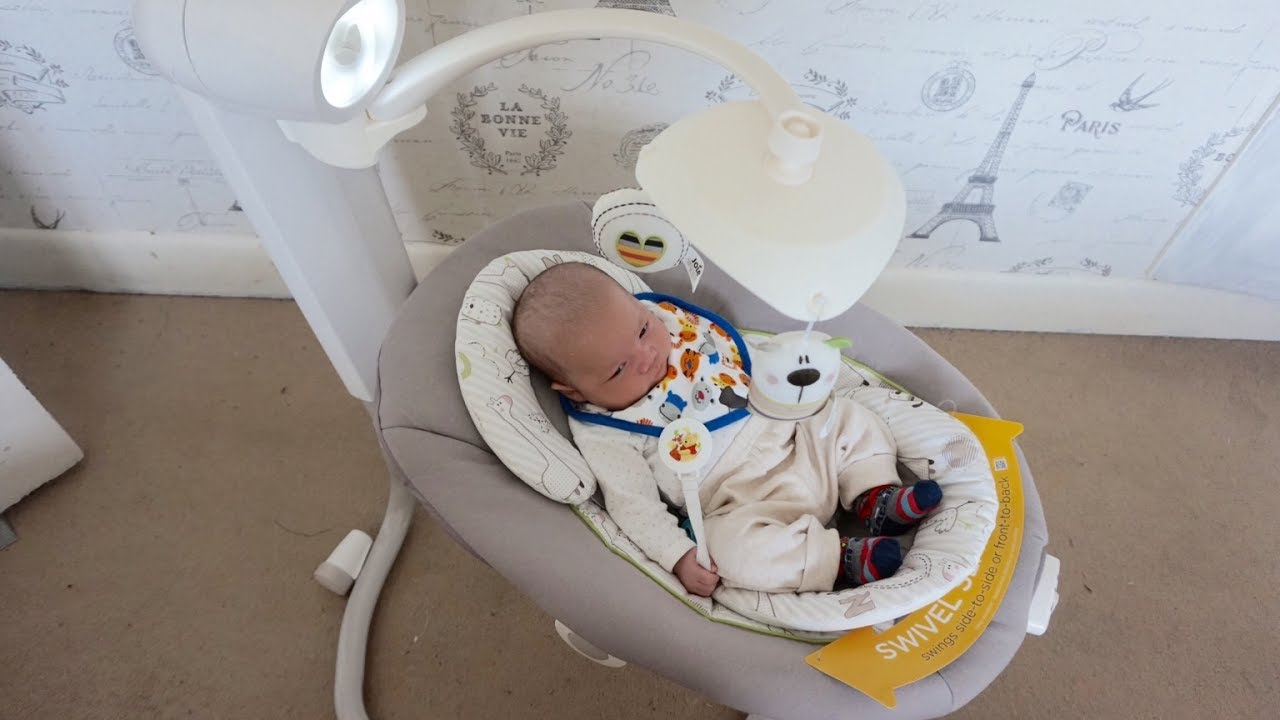 Baby Sleep In Bouncer Or Swing Survive First Year Parenthood With These Baby Bouncers And