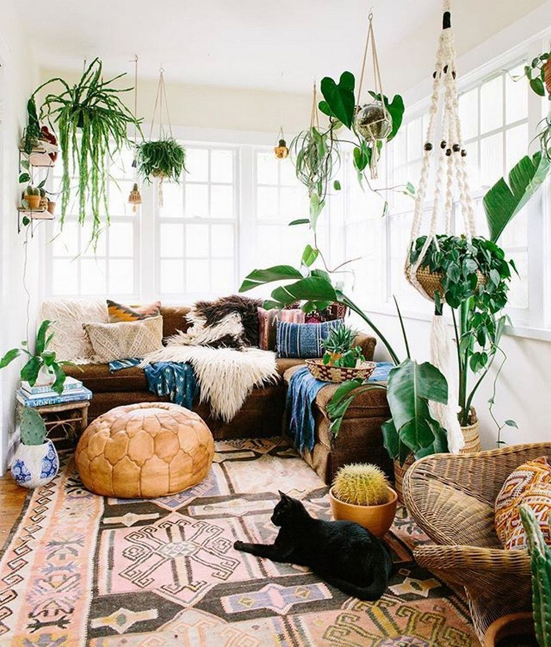 Aztec Kleed 45 Amazing Modern Bohemian Style Bedroom Decor Ideas You Should Check