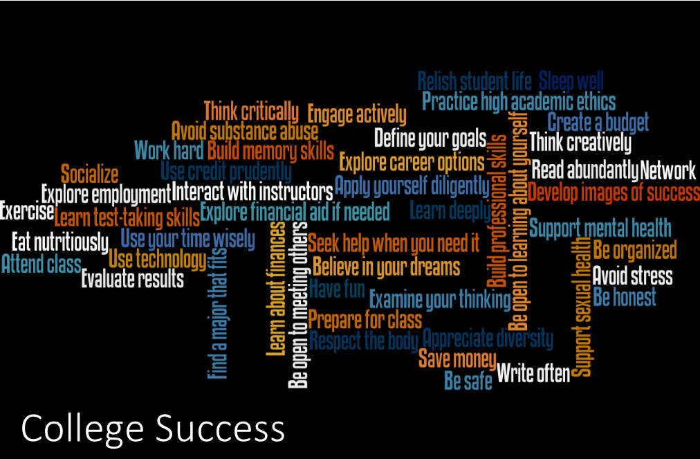 Introduction to College Success College Success