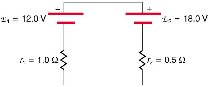 circuit diagram of resistance in parallel