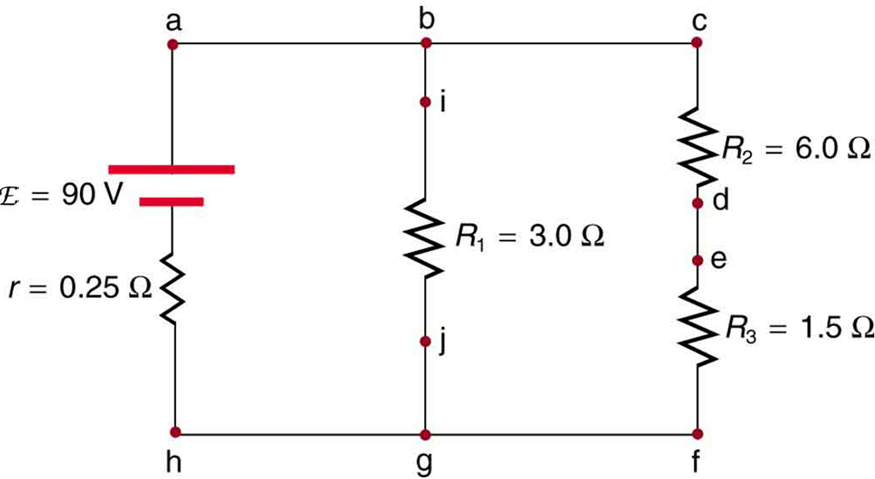 DC Voltmeters and Ammeters Physics