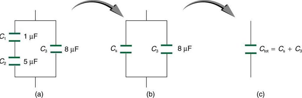 Wiring Capacitors In Parallel Wiring Diagram