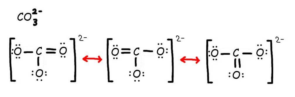 How to Draw Resonance Contributors MCC Organic Chemistry