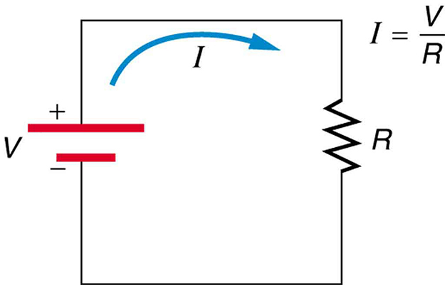 electric circuit symbol