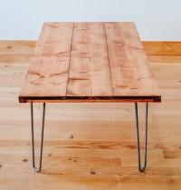 DIY Hairpin Leg Coffee Table | Dunn DIY