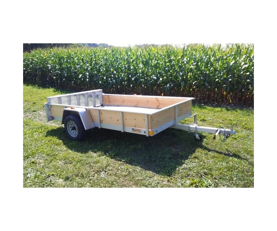 Rogers Mn Loader Tractor Garden Tractors Aluminum