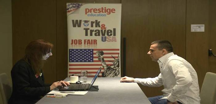 HOW TO PREPARE FOR THE JOB FAIR Work  Travel Experience