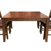 Square Butterfly Leaf Dining Table by AAmerica | Wolf and ...