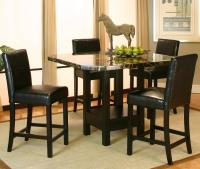 5 Piece Pub Table and Stool Set by Cramco, Inc | Wolf and ...