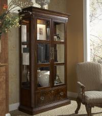 Traditional Curio China Cabinet by Fine Furniture Design ...