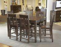 Solid Wood Counter Height Dining Table by Kincaid ...
