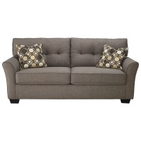 Contemporary Sofa with Tufted Back by Signature Design by ...