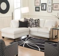 Small Sectional Sofa with Contemporary Look by Smith ...