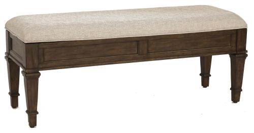 Medium Of Upholstered Storage Bench