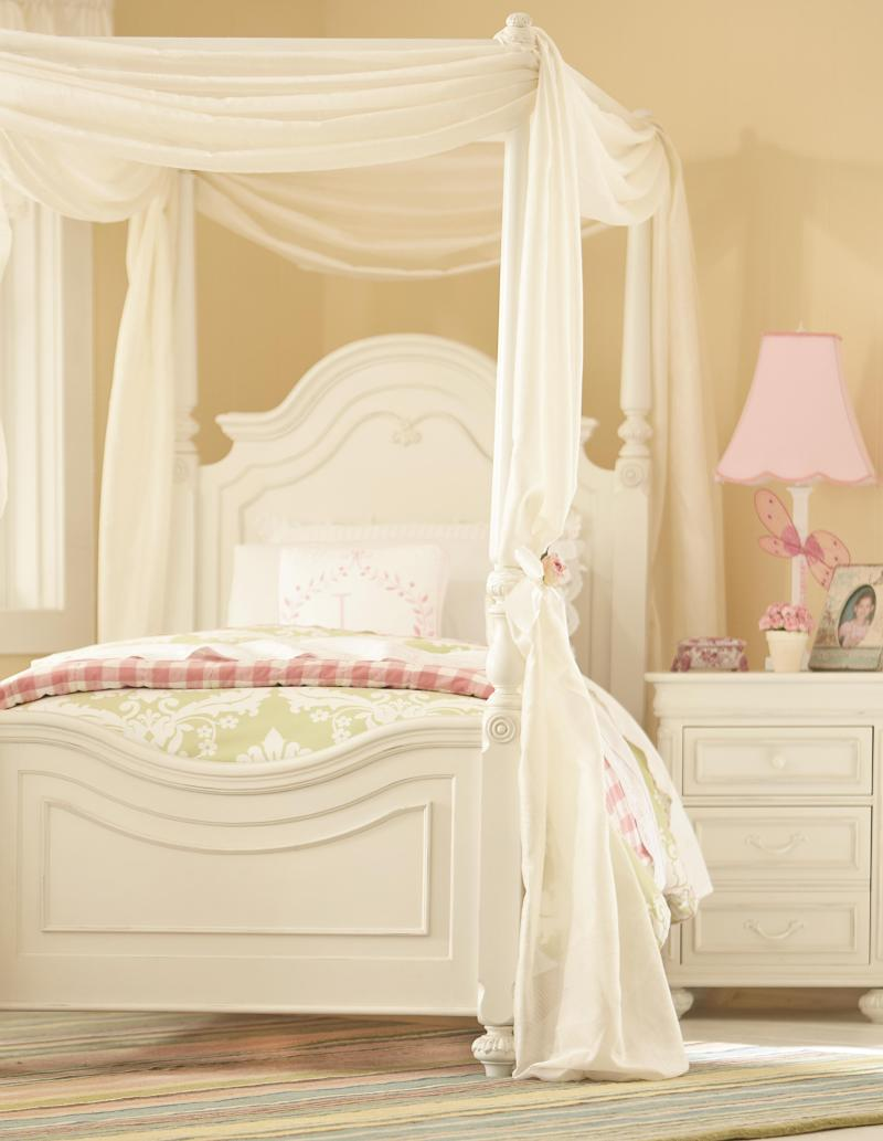 Large Of Twin Canopy Bed