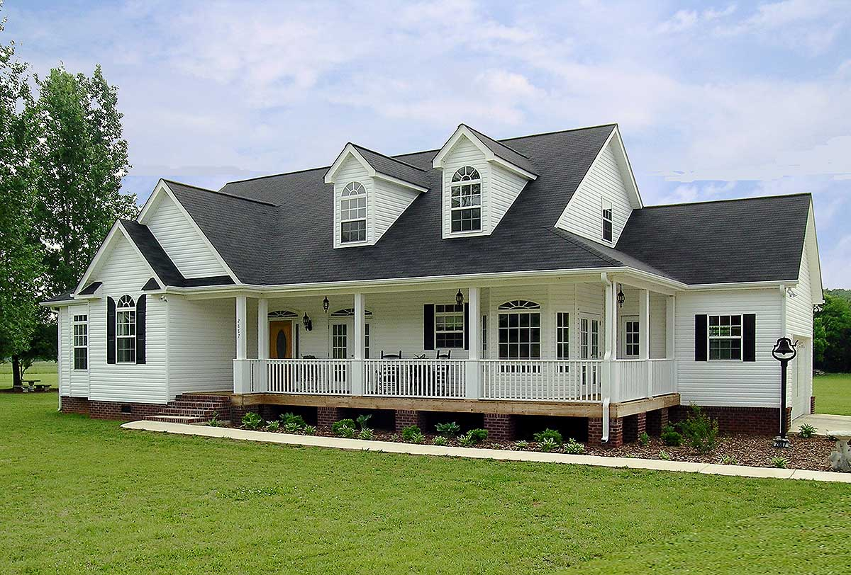 Richmond Signature Homes Farmhouse Plans Farmhouse Style Ranch 3814ja 1st Floor Master Suite