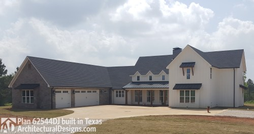 Medium Of Modern Farmhouse Plans
