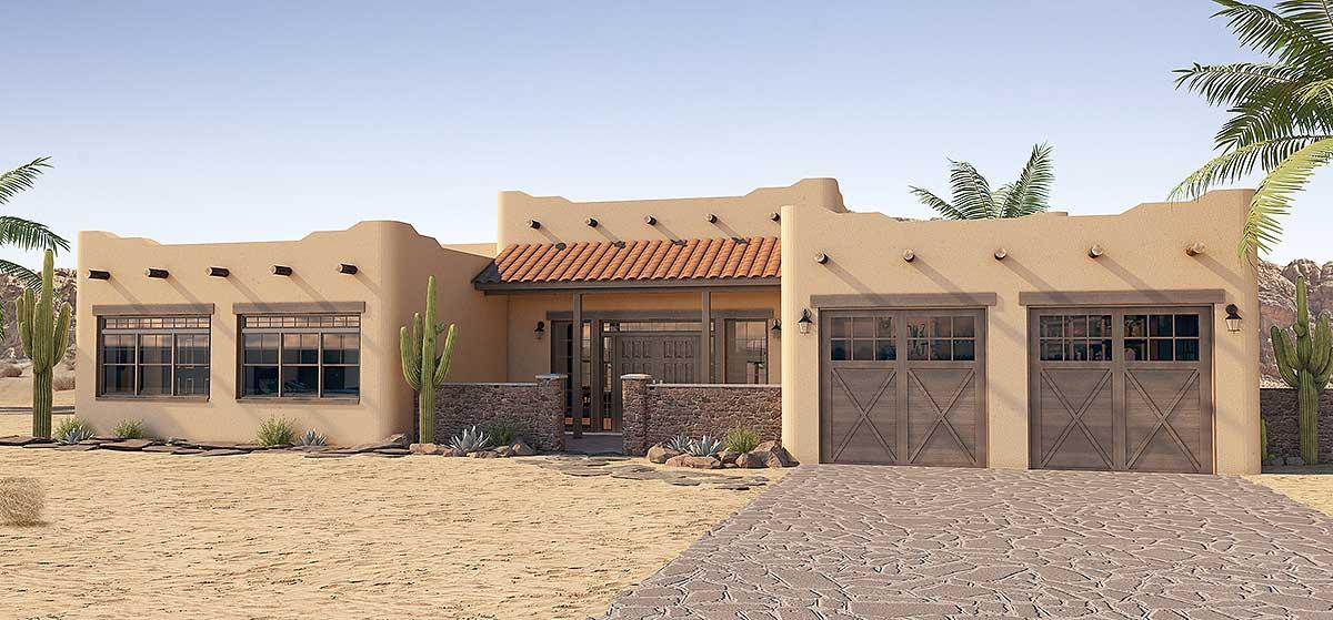 adobe style houses