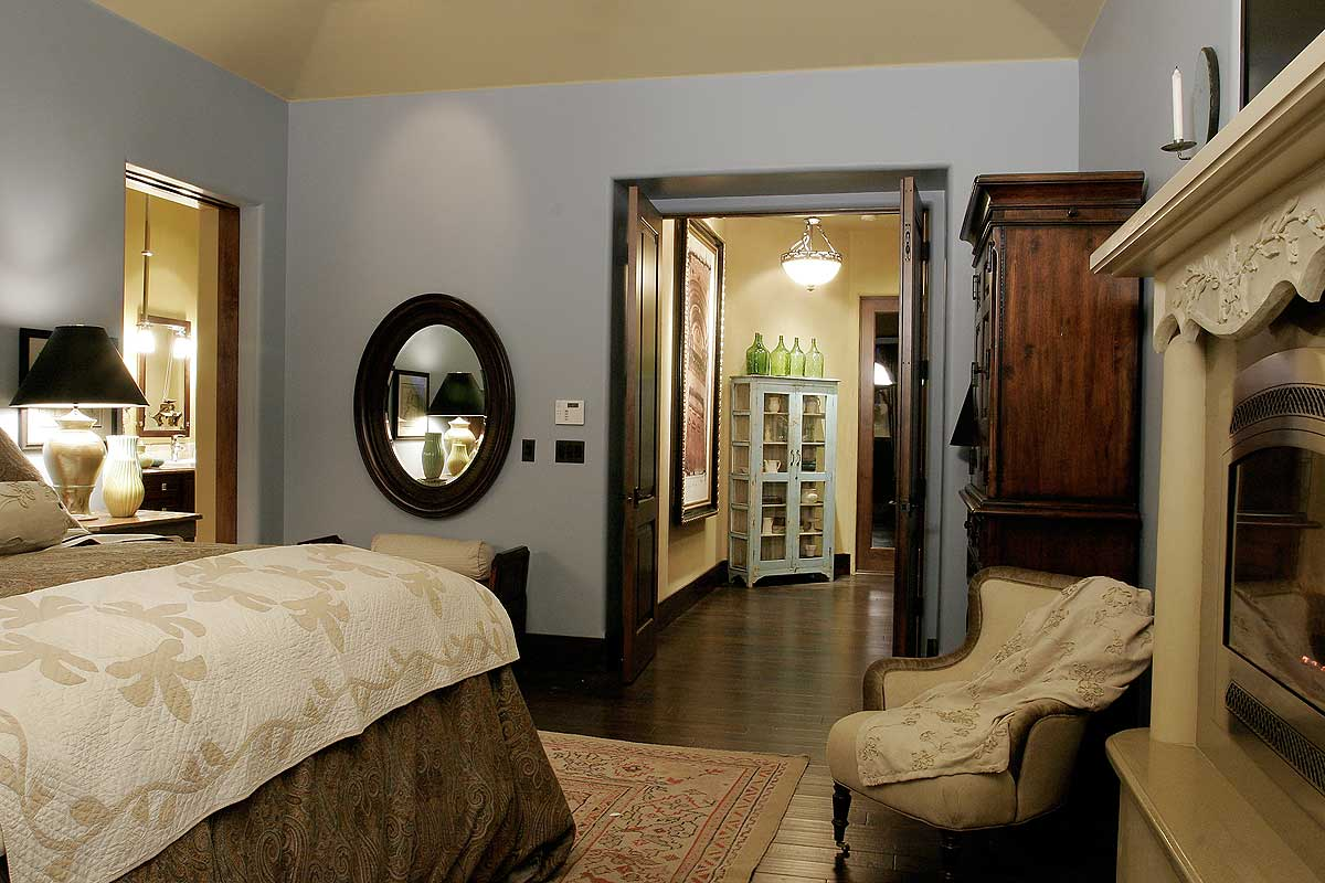 Blueprint Bedroom Architectural Designs