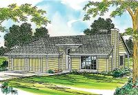 Vaulted Entry with Clerestory Window - 72167DA ...