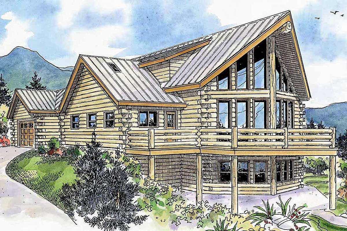 Architecture Design House Plans Modern Log With Rustic Appeal 72244da Architectural