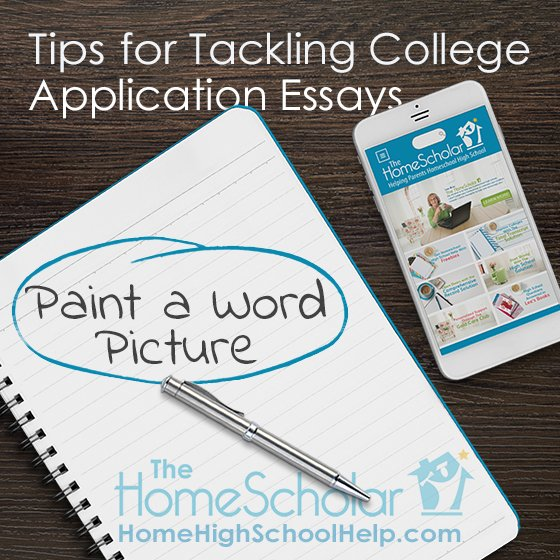 Tips for Tackling College Application Essays Newsletter Articles