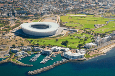 A guide to must-visit neighbourhoods in Cape Town | Daily Hive Mapped