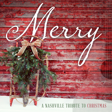 Merry A Nashville Tribute to Christmas CD in Contemporary