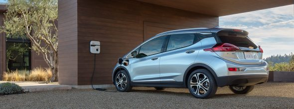 El modelo eléctrico de Chevrolet.