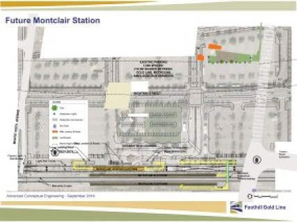 Montclair-station