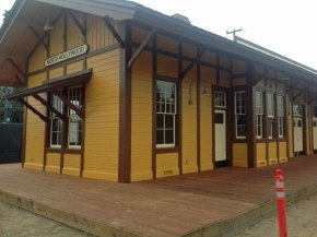Lankershim Depot will be home for the North Hollywood Metro Bike Hub.