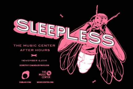 Go Metro to Sleepless this Friday, Nov 6 via the Metro Red or Purple Line.