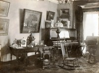 Rare Photos INSIDE 1800's Victorian Houses - Old Photo ...