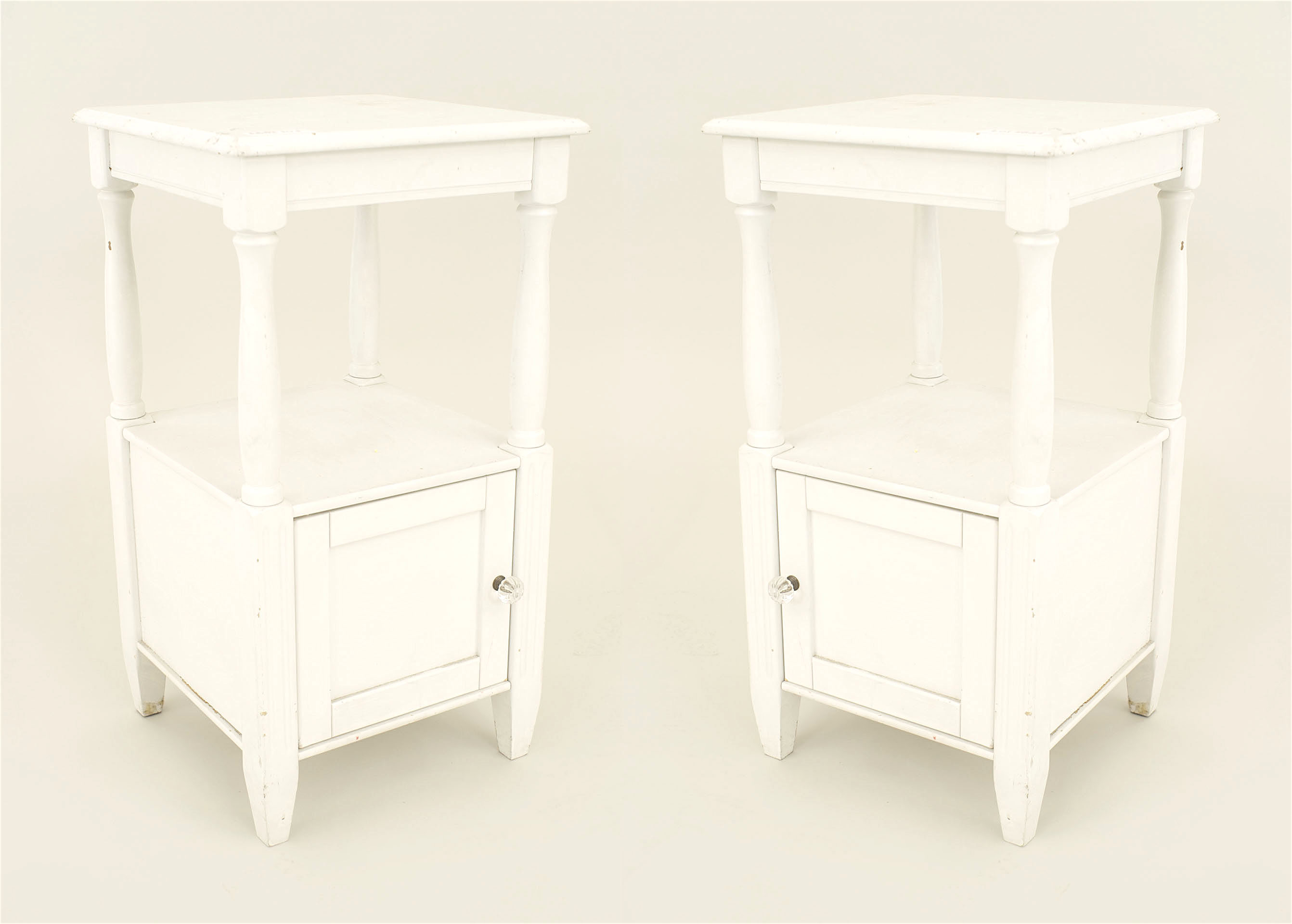 Provincial Bedside Tables About Us French Provincial Painted Bedside Tables