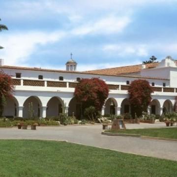 Old Mission San Luis Rey - Center - Retreat Guru