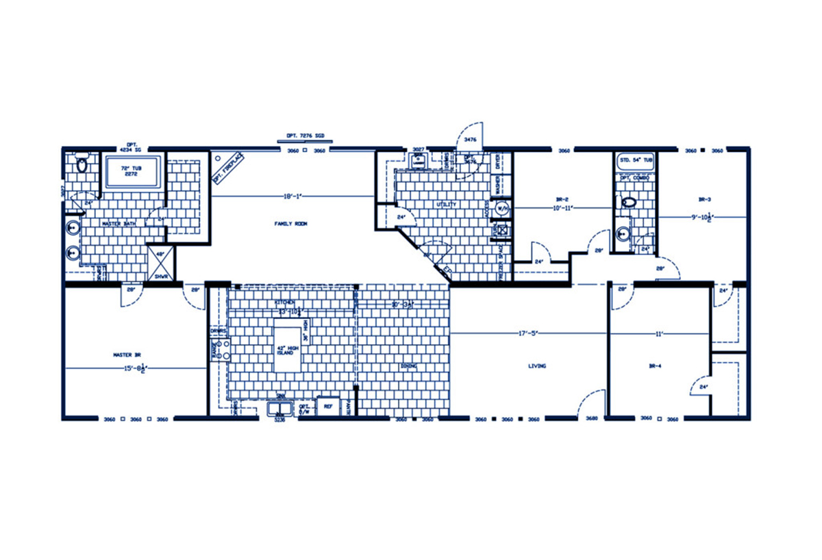 Us Homes Floor Plans El Dorado Homes In El Dorado Ar Manufactured Home Dealer