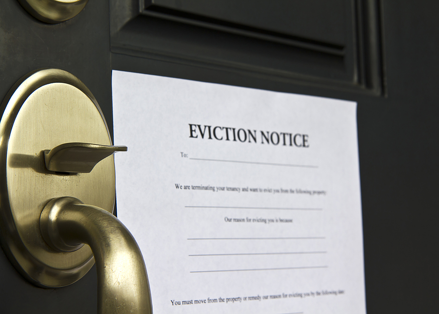 The Eviction Process From the Landlord\u0027s View