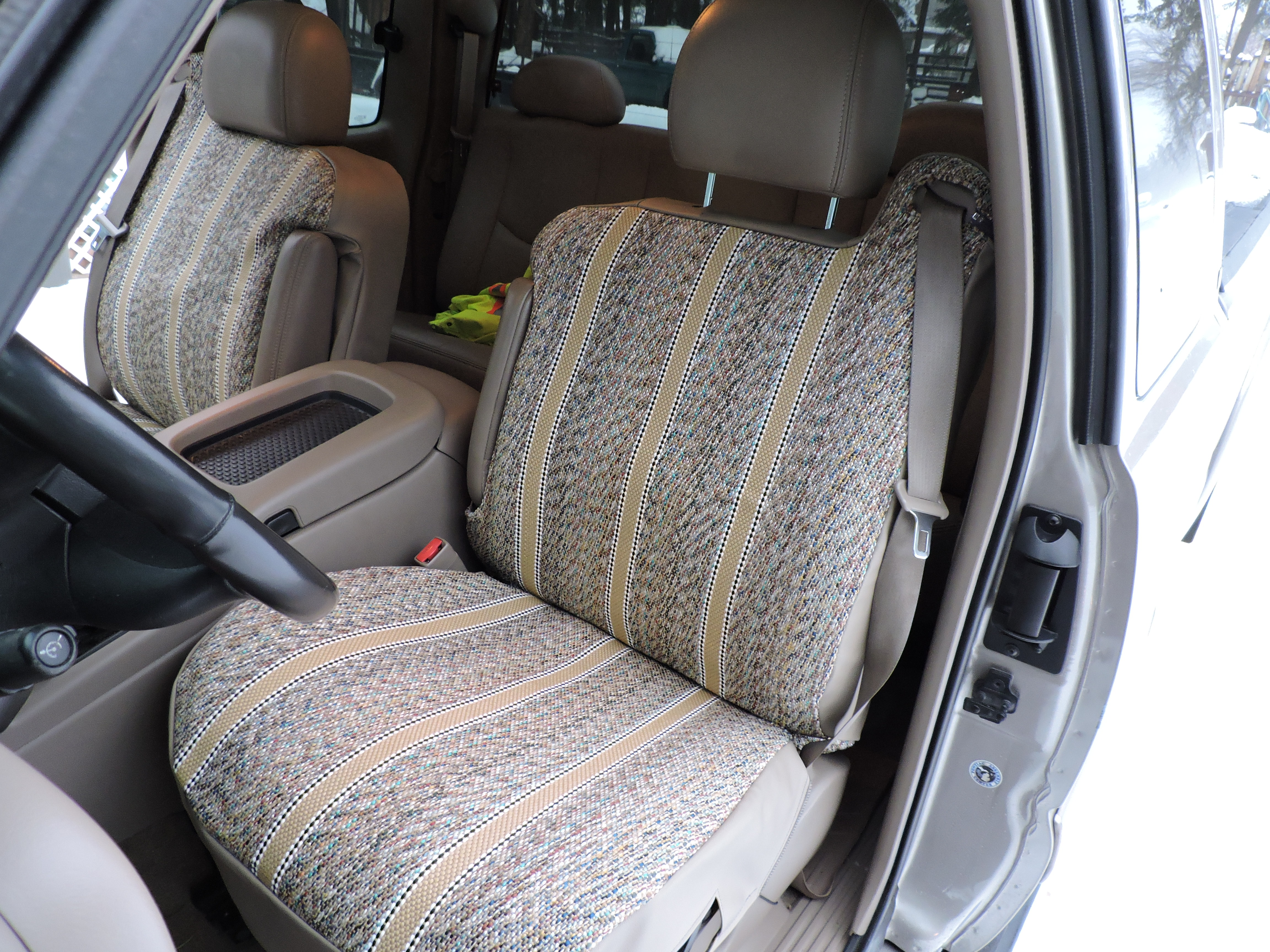 Where Can I Find Seat Covers Saddle Blanket Seat Covers